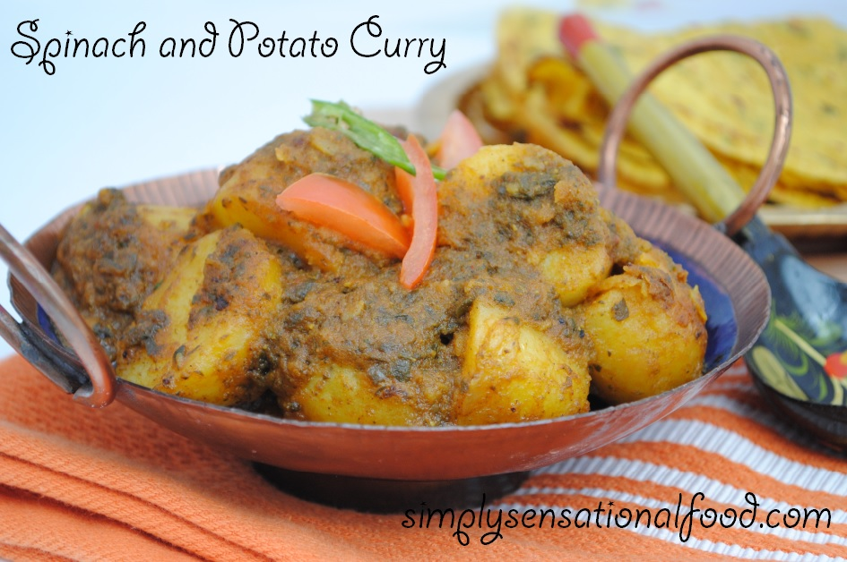 Simply Spiced Potato Curry Recipes — Dishmaps