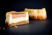 Mini Cheesecakes con toffee