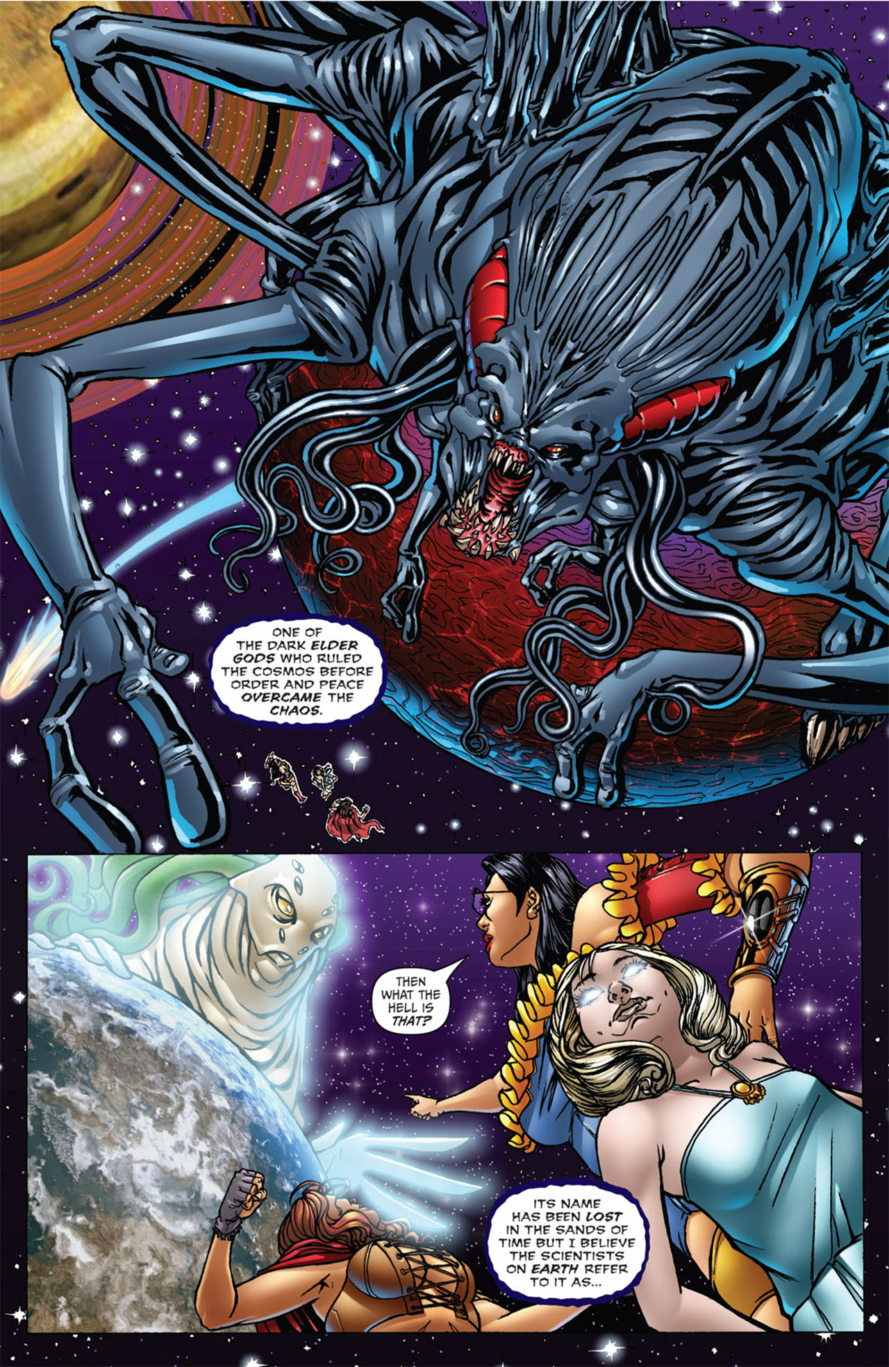 Grimm Fairy Tales (2005) Issue #64 #67 - English 15