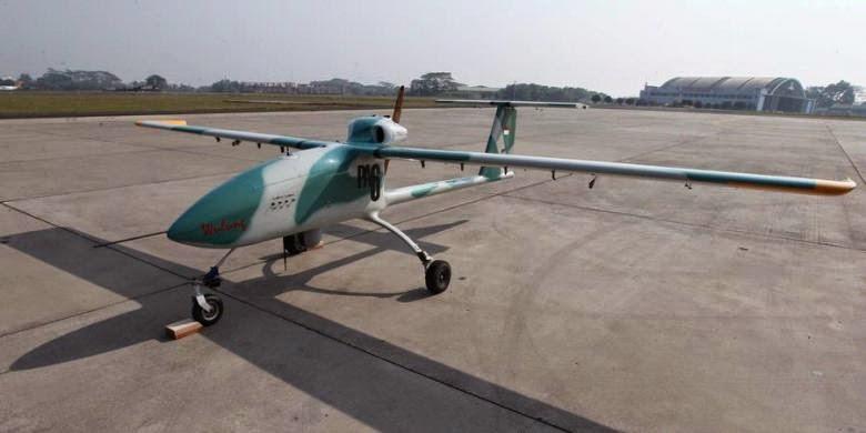 "Komentar Pakar UAV Dunia tentang Gagasan Jokowi Memakai ""Drone"""
