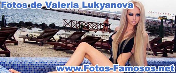 Fotos de Valeria Lukyanova