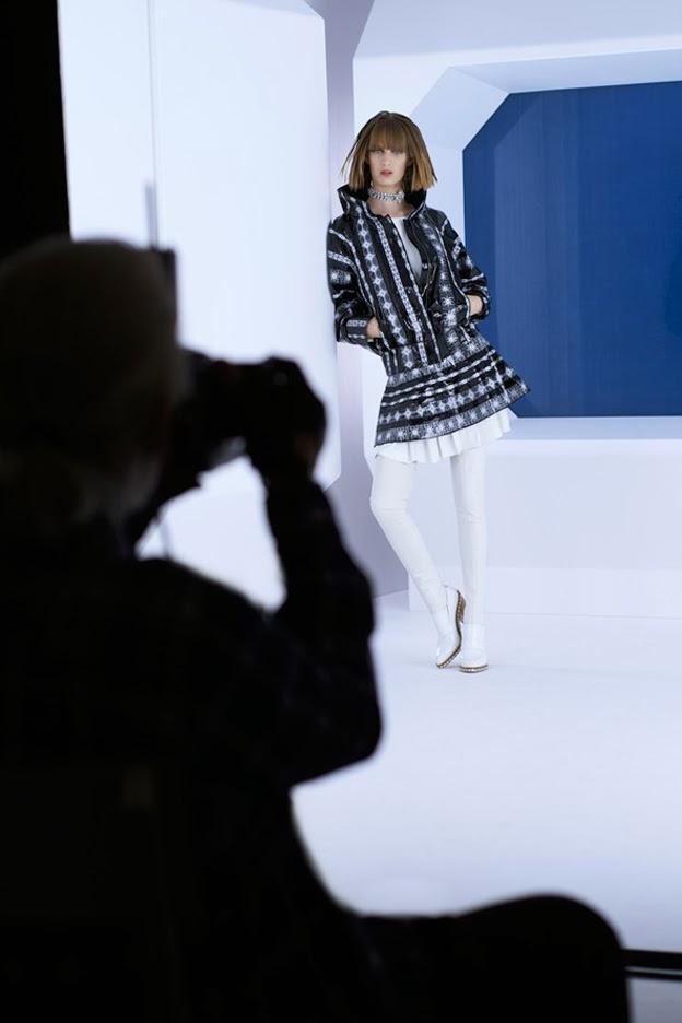 Campaña Chanel otoño-invierno 2013