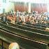 Τρεις κι ο κούκος -μέσα και έξω- στην ομιλία του Βενιζέλου στη Θεσσαλονίκη (ΦΩΤΟ)