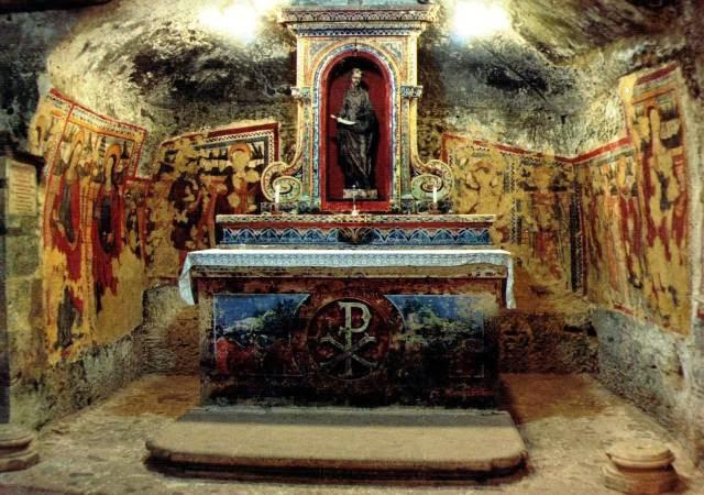 Katakumby św. Agaty