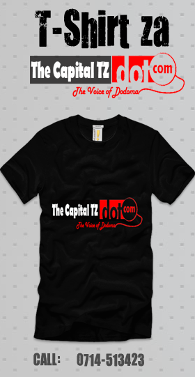 THE CAPITAL TZ T-SHIRT