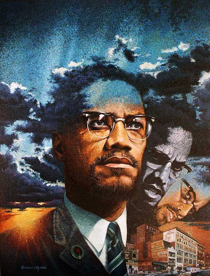 a report on the autobiography of malcolm x by alex haley The autobiography of malcolm x by alex haley was published in 1965 it is national best seller about the life and times of malcolm x on may 19, 1925 malcolm little was born in omaha, nebraska.