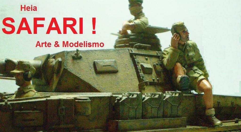Arte & Modelismo - Heia Safari!