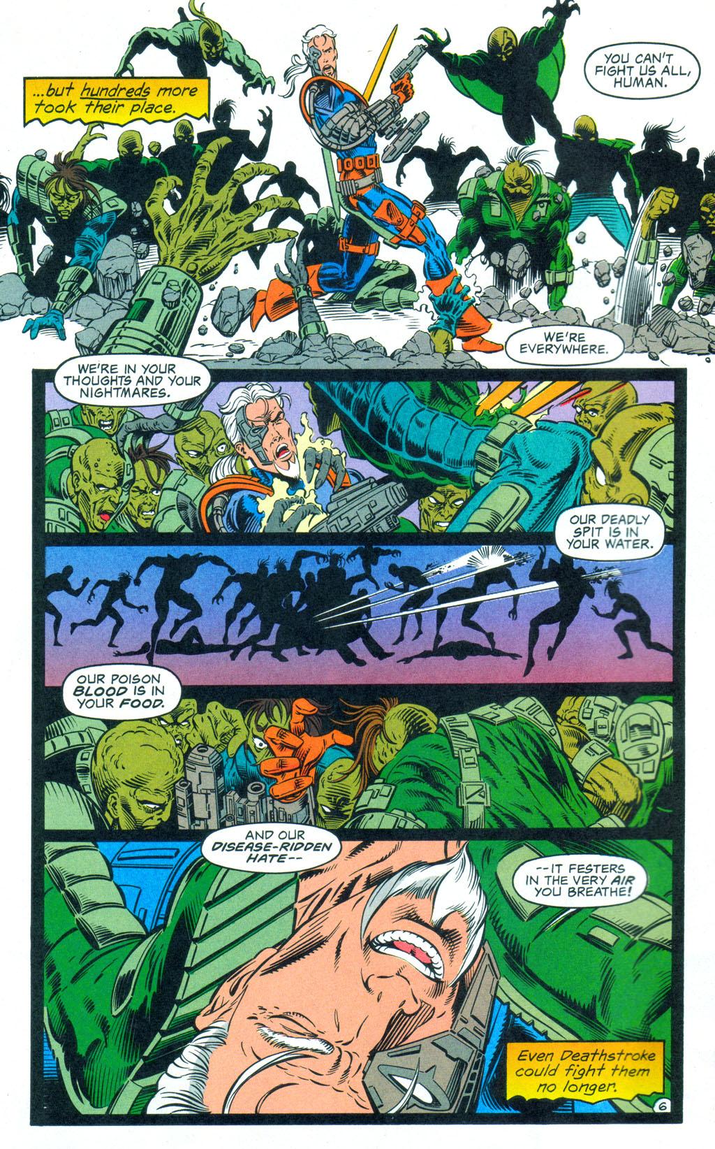 Deathstroke (1991) Annual 3 #3 - English 7