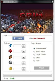 citizen grim hack