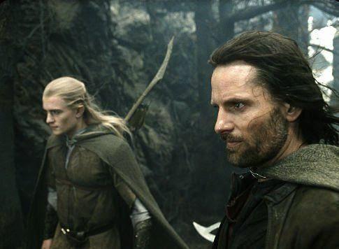 2 Kişilik Aragon ve Legolas