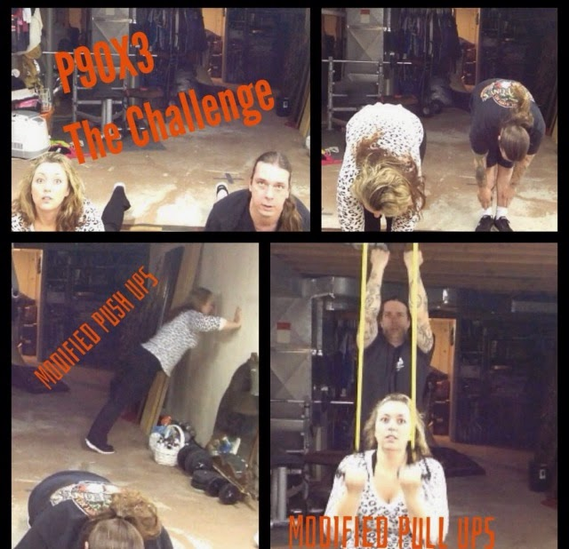 P90X3 The Challenge