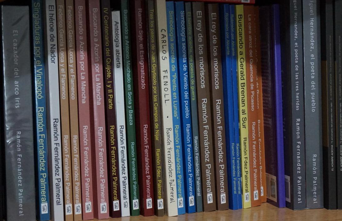 Libros editados por Ramón Fernández