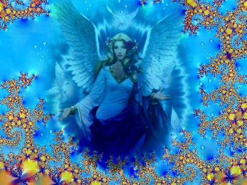 Звездное Семя Blue+angel