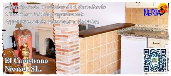 Alquiler de apartamentos en El Capistrano, Nerja, para sentirse como en su propia casa