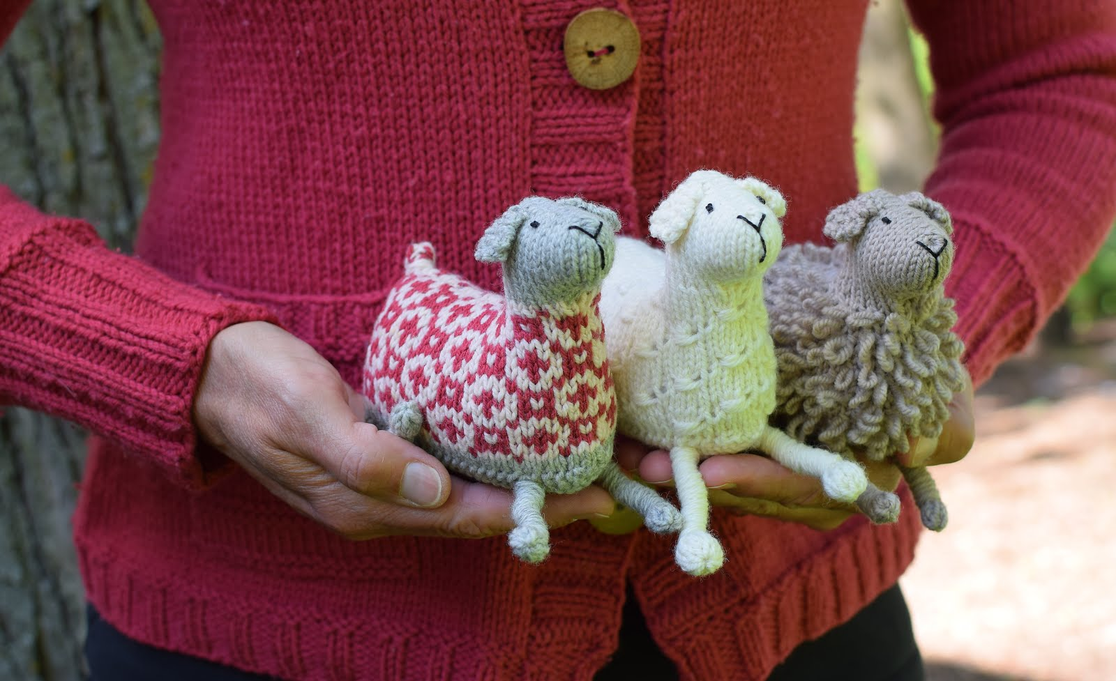 New Pattern: Sheep!