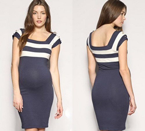 Trendy Maternity Dresses