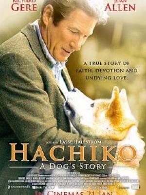 Chú Chó Huyền Thoại Hachiko