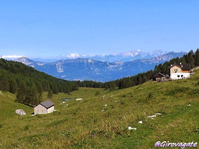 Trentino montagna
