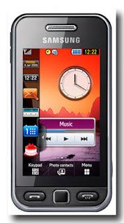 Samsung Wave S525