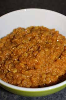 bowl of tarka dal