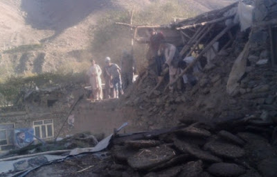 150 Dead in Pakistan and Afghanistan Earthquake