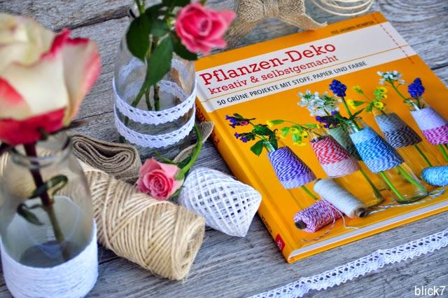 Pflanzen deko mit fee und meinem gr nen daumen for Pflanzen deko