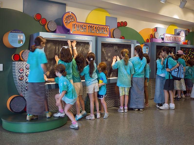 Jewish Children's Museum em Nova York