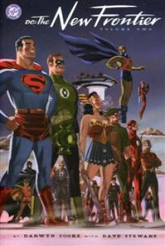 Liga de la Justicia Nueva Frontera