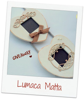 Giveaway by Lumaca Matta