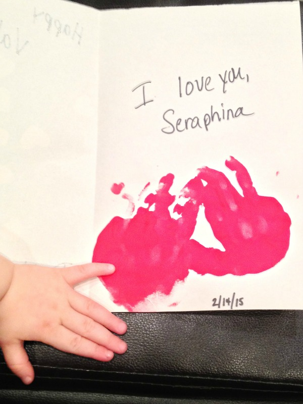 DIY Valentine's Card for Kids - All ages in Modifications | Managing a Home