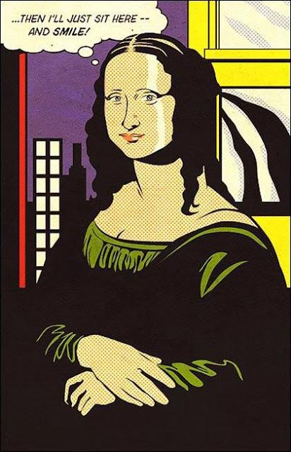 Arte en el aula roy lichtenstein 1923 1997 - Roy lichtenstein cuadros ...