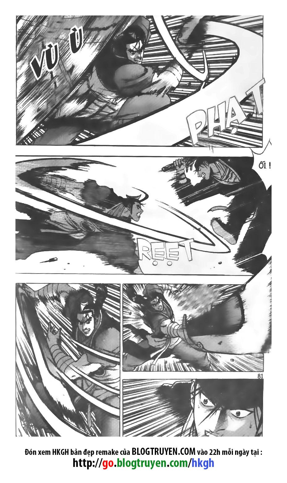 Hiệp Khách Giang Hồ chap 246 page 2 - IZTruyenTranh.com