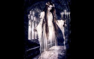 Vampire girl Fantasy wallpapers