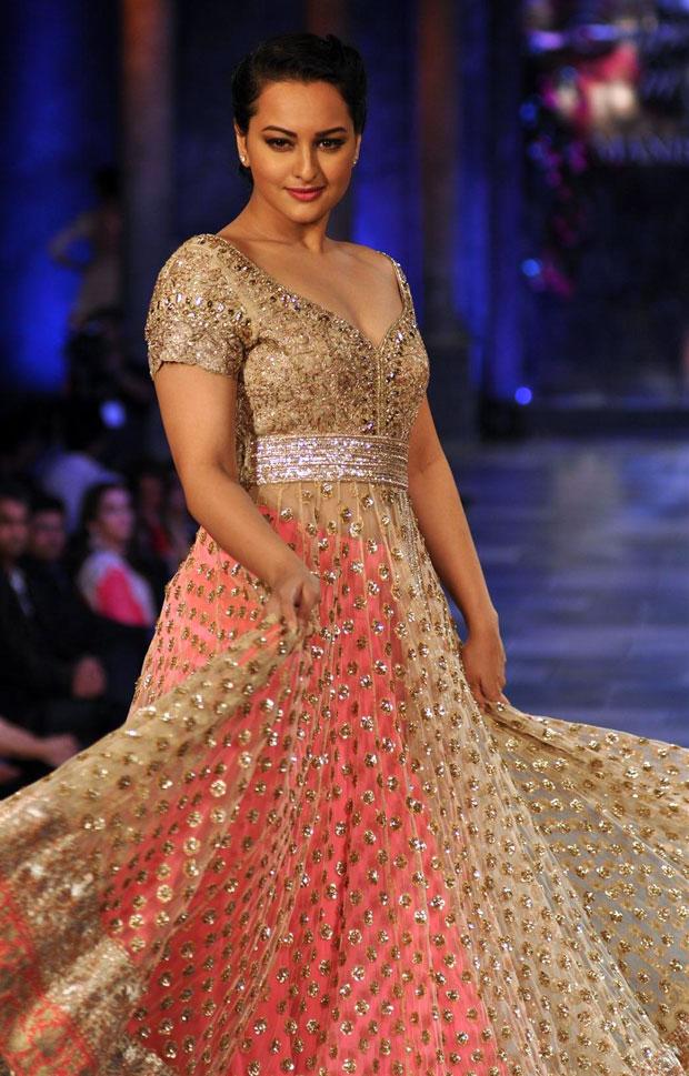 Churidar Fashion Show