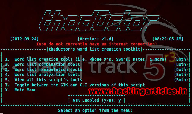 download wordlist for backtrack 5