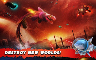 Hungry Shark Evolution New Worlds
