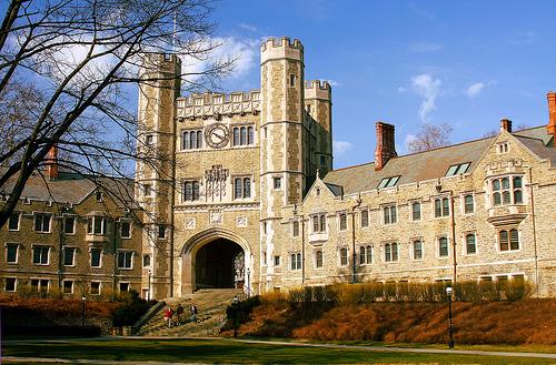 Princeton univ dissertations