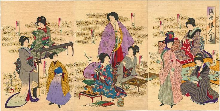 western influence and history of japanese From the end of the meiji era, works influence by france came to be seen in   white horse society) western-style painting research institute and tokyo fine   of a history of japanese art in order to spread knowledge of japanese culture, .