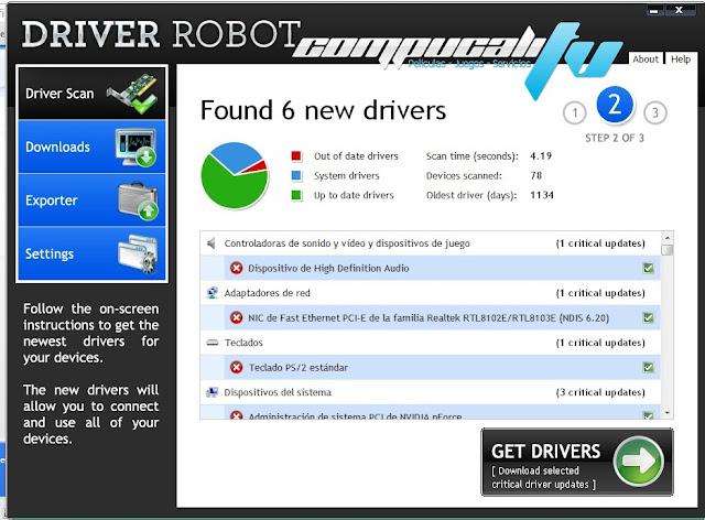 Driver Robot 2.5.4.2 Final
