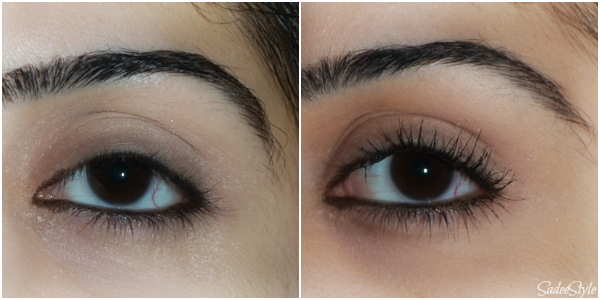 MUA Lash Boom Mascara - Volume & Length