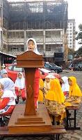 Video Pidato Nadya Clarisha Putri Siswa Kelas II Muslim SD Islam Az Zahra