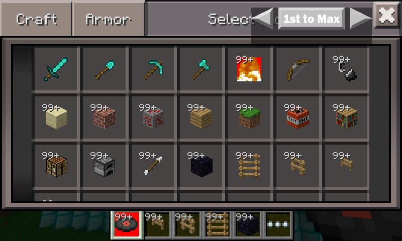 how to keep inventory in minecraft pc