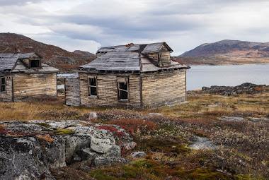 Hebron - a former Moravian Mission, in Labrador