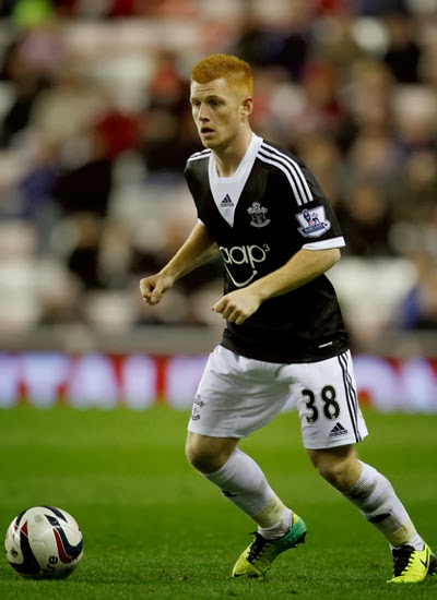 Harrison Reed Manchester United Transfer Southampton 2014