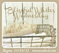 Blissful Whites Wednesday Party