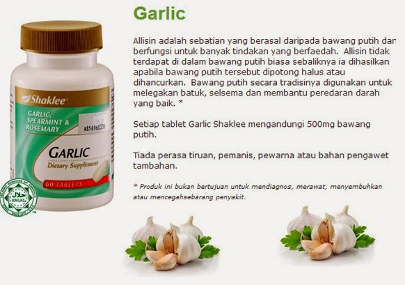 garlic-shaklee