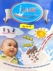 Susu Ilham 1-3 tahun