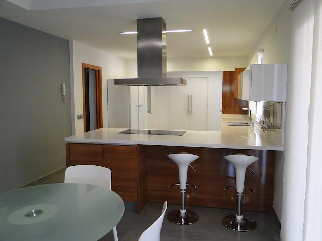 Planos low cost mayo 2012 for Cocinas con peninsula