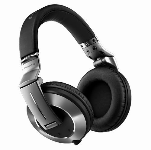 Headphone terbaru 2015 pioneer HDJ 2000 silver