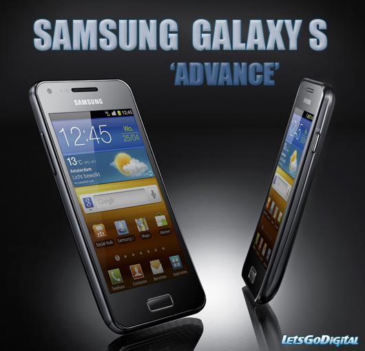 Specs Samsung Galaxy S Advance